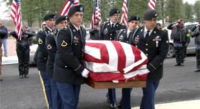 Elmer Kidd Funeral service